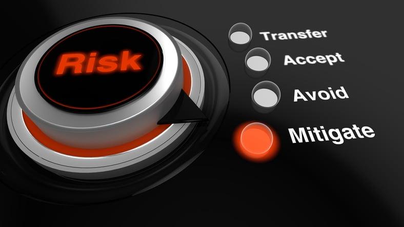 4. risco 7 Estratégias eficientes de reduzir os riscos da sua carteira de investimentos