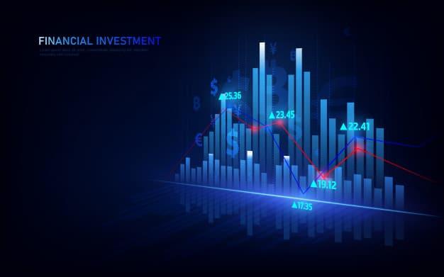 mercado de acoes ou grafico de negociacao forex no conceito grafico adequado para investimentos financeiros ou negocios de tendencias economicas 115579 1185 Como reduzir o pagamento de IR e potencializar o retorno dos seus investimentos