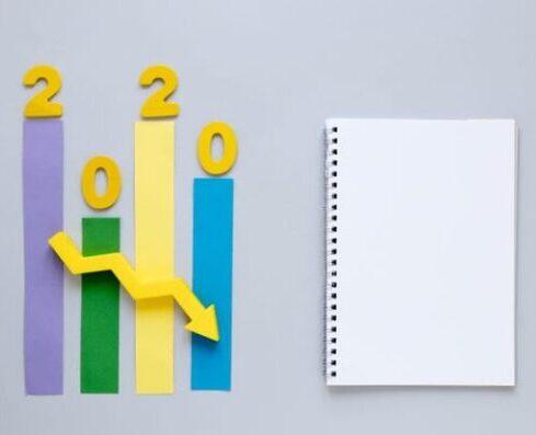 2020 economy chart with notebook 23 2148541994 e1608735153537 5 Lições financeiras que devemos aprender com 2020